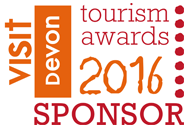 Devon Tourism Awards 2016 - Sponsor