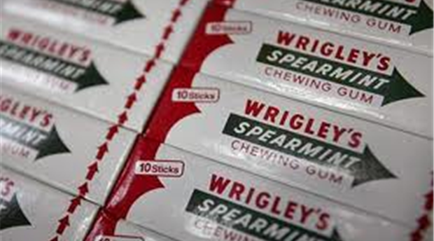 the process of making a wrigleys gum