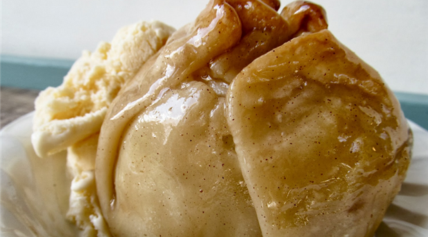 Apple Dumplings Picture 1
