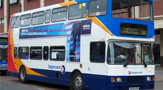 Buses Stagecoach Picture 1