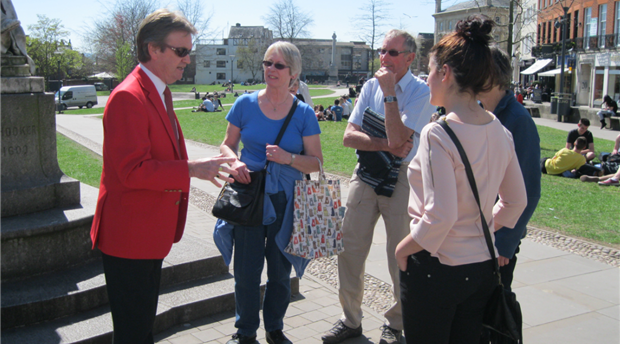 Exeter Red Coat Guided Tours Picture 1