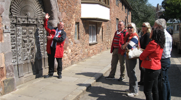 Exeter Red Coat Guided Tours Picture 3