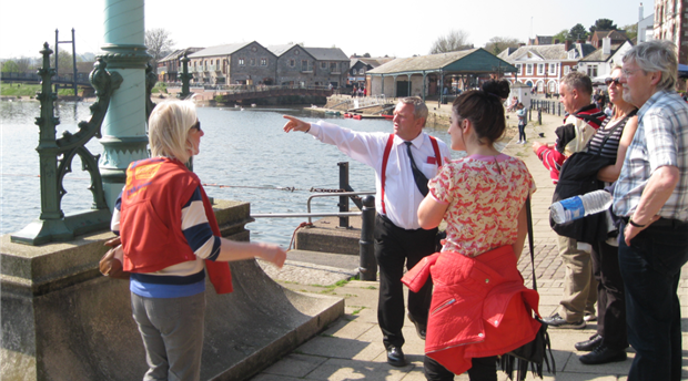 Exeter Red Coat Guided Tours Picture 4