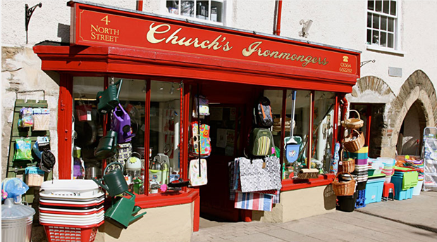 Church's Ironmongers Picture 1