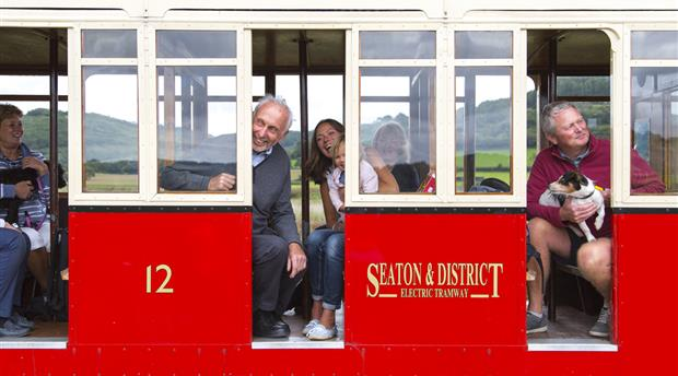 Seaton Tramway Picture 1