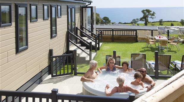 Ladram Bay Holiday Park Picture 4