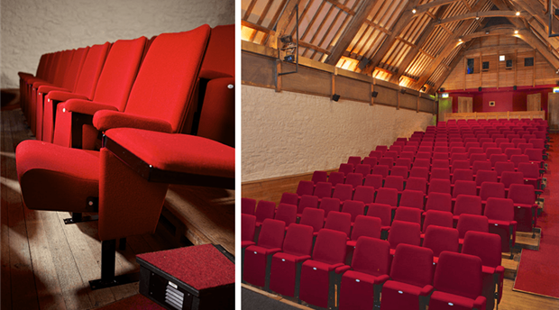 Dartington Barn Cinema Picture 1