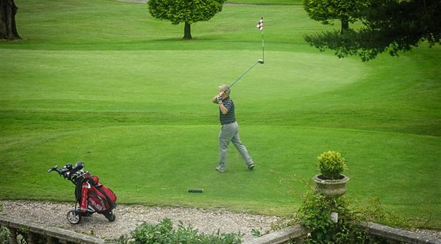Elfordleigh Hotel Golf Course Picture 3
