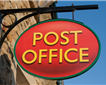 Bovey Tracey Post Office Picture