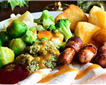 Christmas Dining in Devon Picture